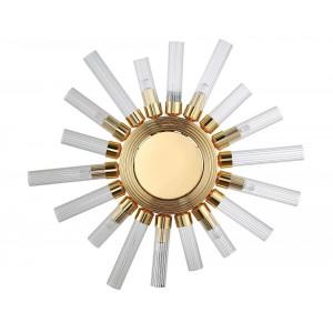 Бра Crystal Lux FAIR AP9 GOLD D520