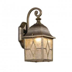 Уличный настеный светильник ODEON LIGHT LARTUA 2309/1W