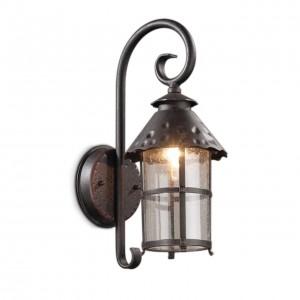 Уличный настеный светильник ODEON LIGHT LUMI 2312/1W