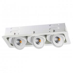 Ввстраиваемый светодиодный светильник NOVOTECH GESSO 357582