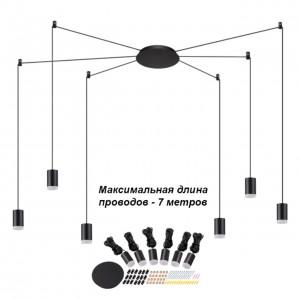 Накладной светодиодный светильник NOVOTECH WEB 357937