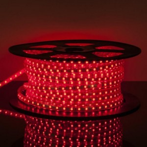 Светодиодная влагозащищенная лента Elektrostandard 14,4W/m 60LED/m 5050SMD красный 50M 4690389073885