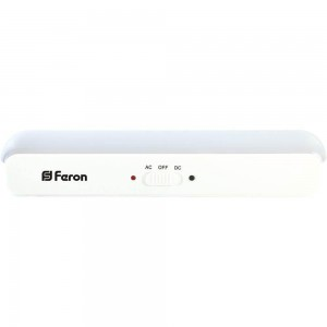 Светильник аккумуляторный, 42 LED AC/DC, белый, EL30