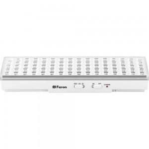 Светильник аккумуляторный, 80 LED DC, белый, EL18
