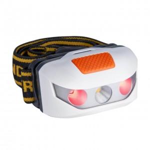 Налобный светодиодный фонарь Elektrostandard Outfit от батареек 57х34 80 лм 4690389128950