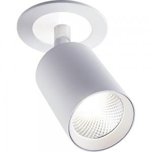 Светодиодный светильник Feron AL180 встраиваемый 10+3W 4000K белый