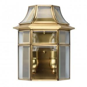 Уличный настенный светильник Мидос 802021802