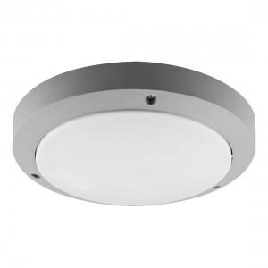 Светильник садово-парковый Feron DH030, E27 230V, серый