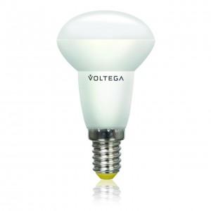 Лампа светодиодная Voltega E14 4.5W 2800К рефлектор матовый VG4-RM2E14warm4W 5757
