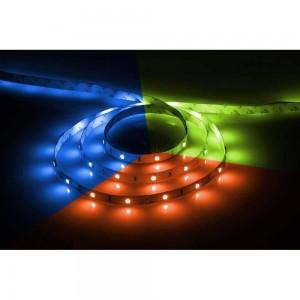 Cветодиодная LED лента Feron LS606, 30SMD(5050)/м 7.2Вт/м  5м IP20 12V RGB