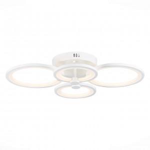Потолочная светодиодная люстра Evoluce Leto SLE200302-04