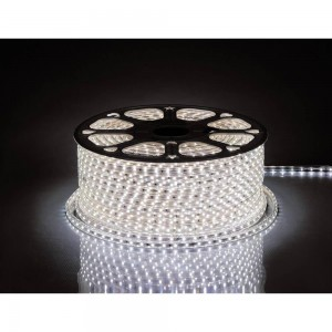 Cветодиодная LED лента Feron LS704, 60SMD(2835)/м 4.4Вт/м  100м IP65 220V 6400K
