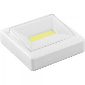 Светодиодный светильник-кнопка  Feron FN1206  3W, белый