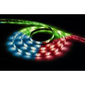 Cветодиодная LED лента Feron LS607, 60SMD(5050)/м 14.4Вт/м  5м IP65 12V RGB