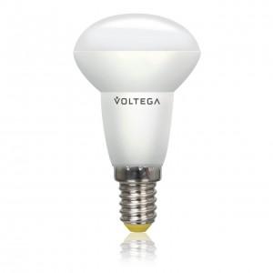 Лампа светодиодная Voltega рефлекторная E14 4.5W 4000К матовая VG4-RM2E14cold4W 5758