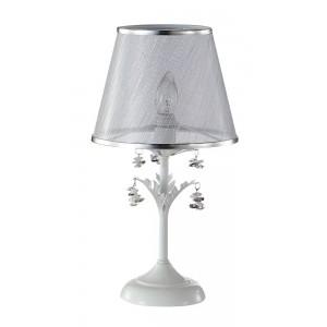 Настольная лампа Crystal Lux CRISTINA LG1 WHITE