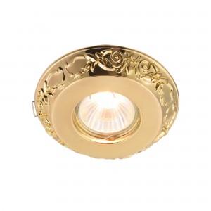 Встраиваемый светильник Maytoni DL300-2-01-G