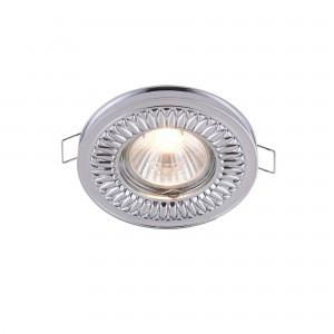Встраиваемый светильник Maytoni DL301-2-01-CH