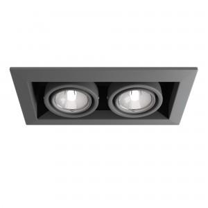 Встраиваемый светильник Technical DL008-2-02-S