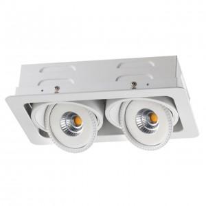 Ввстраиваемый светодиодный светильник NOVOTECH GESSO 357578