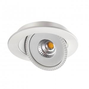 Ввстраиваемый светодиодный светильник NOVOTECH GESSO 357576