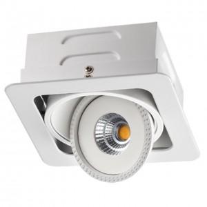 Ввстраиваемый светодиодный светильник NOVOTECH GESSO 357580