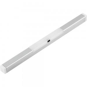 Мебельная подсветка для шкафов Feron TL2000, 1W,4000K, хром, на батарейках