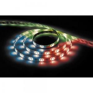 Cветодиодная LED лента Feron LS606, готовый комплект 5м 60SMD(5050)/м 14.4Вт/м IP20 12V RGB
