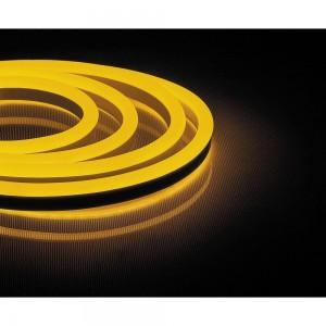 Cветодиодная LED лента Feron LS720 неоновая, 120SMD(2835)/м 9.6Вт/м  50м IP67 220V желтый