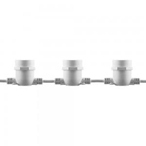 Гирлянда Feron CL50-13 Белт-лайт 230V белый IP65 13м