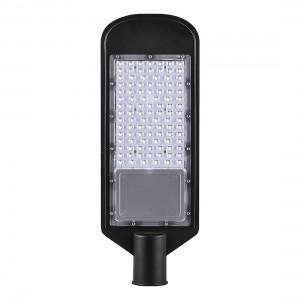 Светодиодный уличный консольный светильник Feron SP3033 100W 6400K 230V, черный
