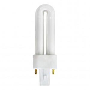 Лампа люминесцентная Feron G23 9W 4000K белая EST1 04578