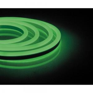 Cветодиодная LED лента Feron LS720 неоновая, 120SMD(2835)/м 9.6Вт/м  50м IP67 220V зеленый